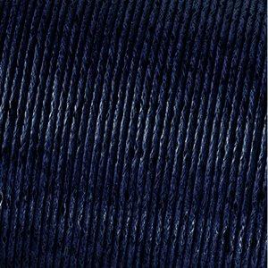 Snöre vaxad bomull - svart