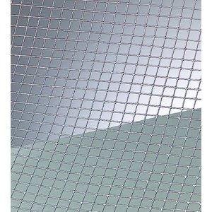 Ståltrådsnät 6x6 mm / 100x40 cm / 0