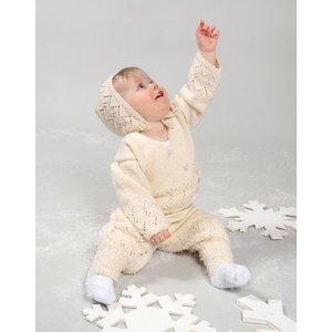 Stickmönster - Babyset