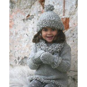 Stickmönster - Barnset i Samo och Love