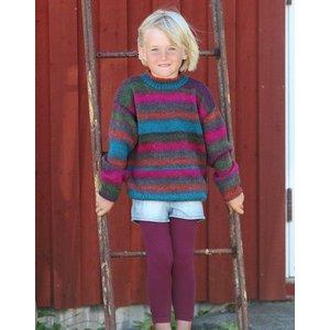 Stickmönster - Barntröja (Big Trend 1)
