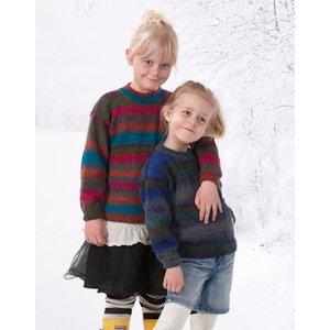 Stickmönster - Barntröja (Big Trend 2)
