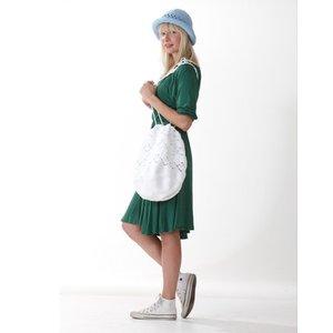 Stickmönster - Hatt och väska