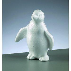 Styrolitform 180 mm - Pingvin stående