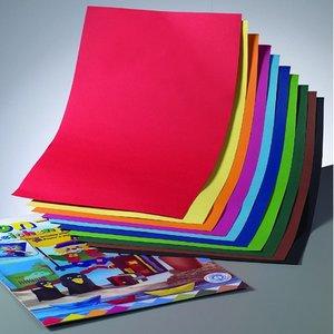 Tonat papper dyna DIN A3/A4 - blandade / 130 g / m²