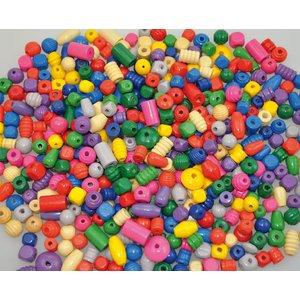 Träpärlor 250 g bas