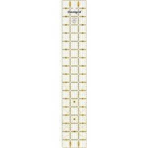 Universallinjal med tumskala 3x18 tum