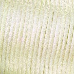 Vävtråd satin - grädde