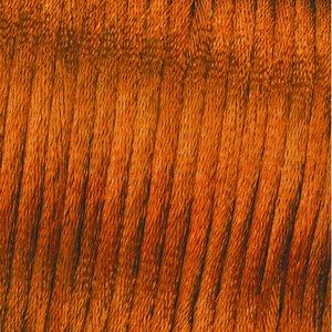 Vävtråd satin - ljusbrunt