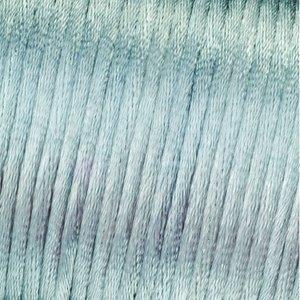 Vävtråd satin - ljusgrå