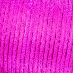 Vävtråd satin - ljust rosa