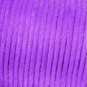 Vävtråd satin - violett