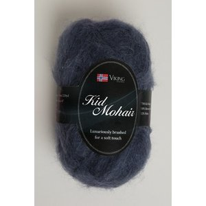 Viking Kid Mohair garn - 50g