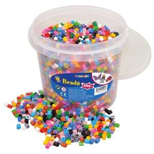 XL-pärlor 5000 st 14 färg