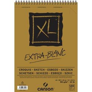 Canson XL Extra-Blanc 90g