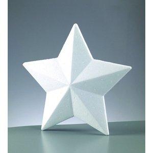 Styrolitform 200 mm - Stjärna kantig