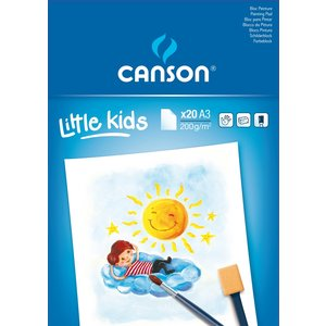 Canson Little Kids Målarpapper 200g