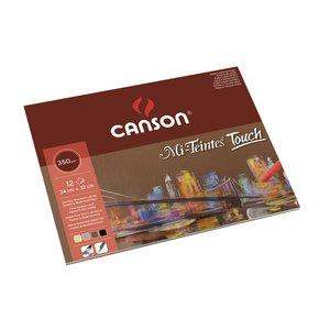 Canson Mi-Teintes Touch 350g - 24x32 cm