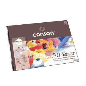 Canson Mi-Teintes 160g Honey Comb