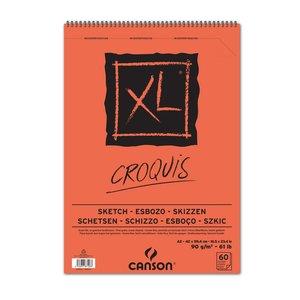Canson XL Croquis 90g