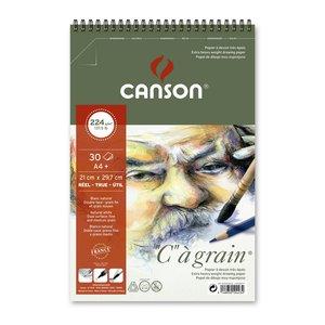Canson C á grain 224g