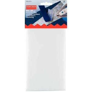 Sömmerska mellanlägg (påstrykes) 90x45 cm vit 0