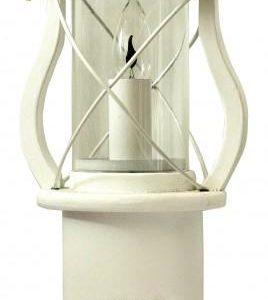 1898 bordlampa (Vit)