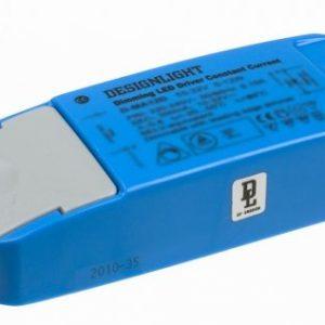 700mA Dimbar LED transformator 18W (Blå)