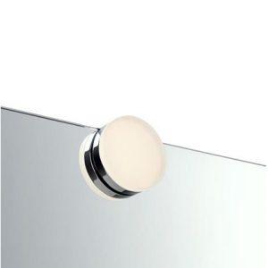 Ajaccio spegelbelysning (Förkromad/blank)