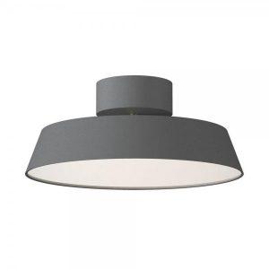 Alba plafond LED grå (Grå)
