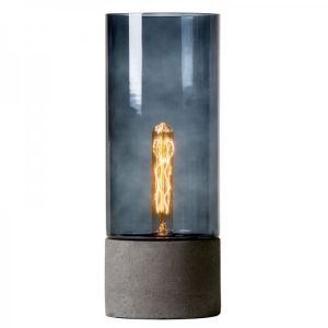 Albin bordlampa (Blå)