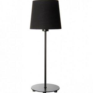 Amalie bordlampa svart (Svart)