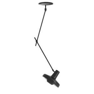 Arigato taklampa (Svart)