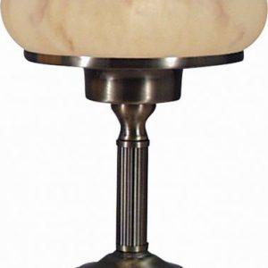 August bordlampa (Antikmässing)