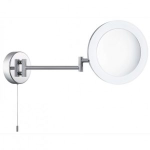 Badrumsspegel LED krom (Förkromad/blank)