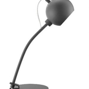 Ball skrivbordslampa (Vit)