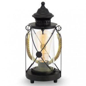 Bradford bordlampa (Svart)
