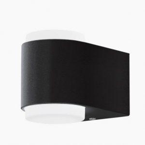 Briones fasadbelysning LED (Svart)