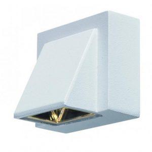Carina enkel LED (Vit)