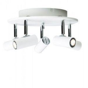 Cato LED rondell 5-spot (Vit)