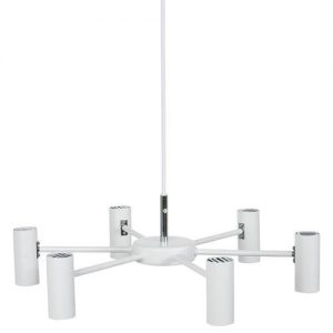 Cato ljuskrona LED (Vit)