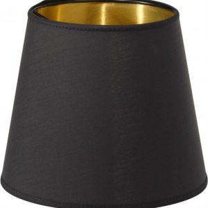 Cia Toppringskärm Svart/Guld 20cm (Svart)