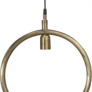 Circle pendel 35cm (Råmässing)