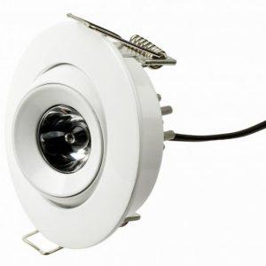 D-L4901 Mini-downlight LED (Vit)