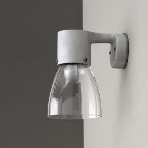 Droppen vägg klar (Aluminium)