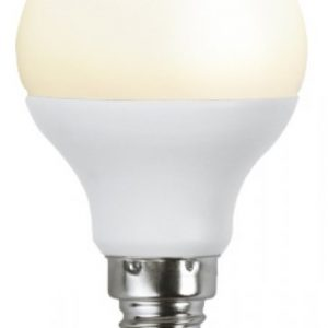 E14 klotlampa LED 2W