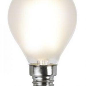E14 klotlampa frost LED 1