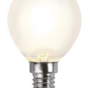 E14 klotlampa frost LED 4W