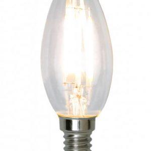 E14 kronljus klar LED 4