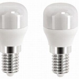 E14 päronlampa 2-pack 1